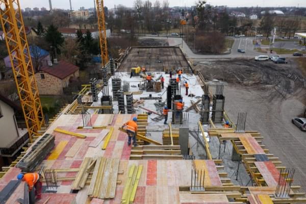 2021-03-15 Budowa Zarzecze Pruszków