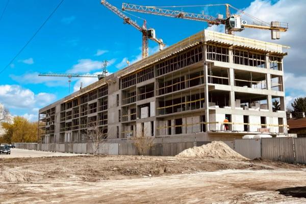 2021-05-15 Budowa Zarzecze Pruszków